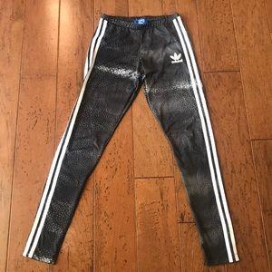 Adidas leggings (xs)